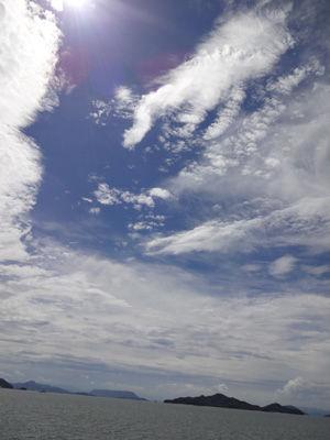 秋空 20121017