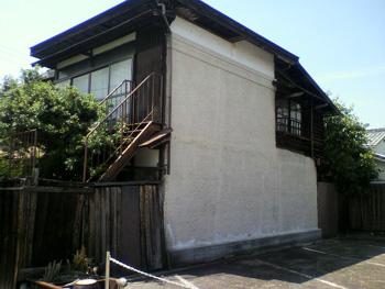 寿町の家 20100603