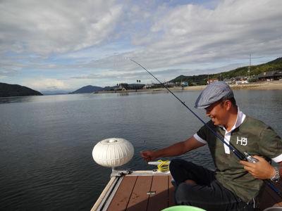 釣り20120909-4