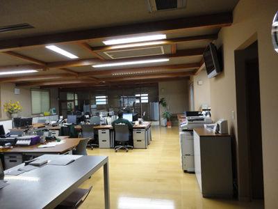 事務所改装20120213