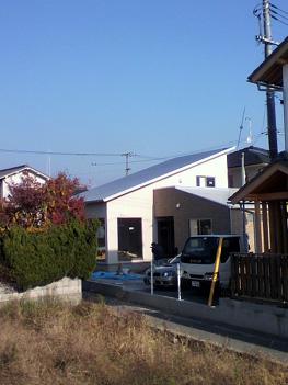 一宮の家Ⅱ 091205