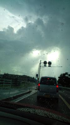ゲリラ豪雨20110819