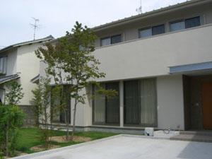 西崎の家ニワ