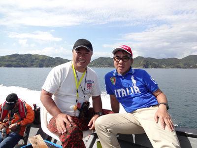 ぼ釣り大会20121004-2