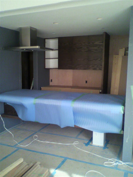 一宮の家Ⅱ キッチン