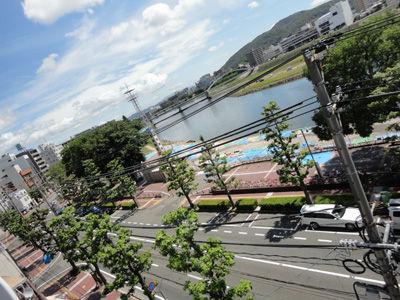 岡山花火20110806