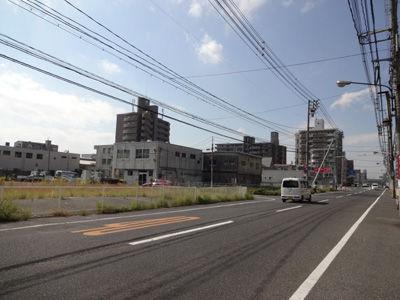 杉山歯科敷地20121126