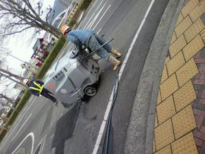 道路工事20100312