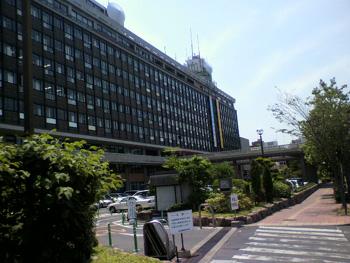 岡山県庁 20100612-1