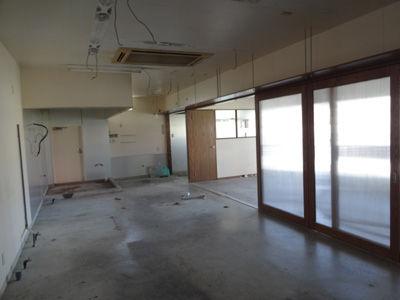 事務所改装20120826