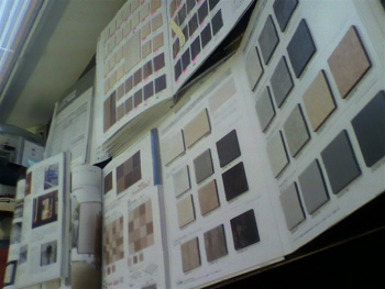 素材選び 20100722