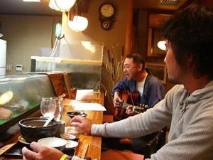中村さんギター