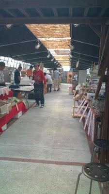 庭市場20120818-4