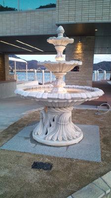 噴水20120208
