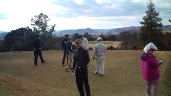 ゴルフ2012