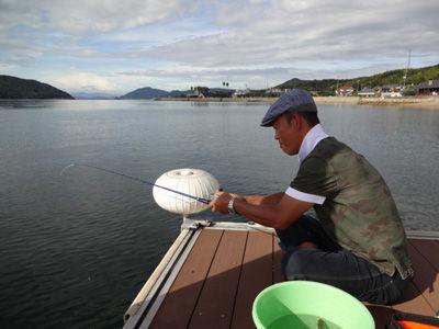 釣り20120909-3
