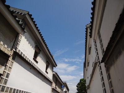 倉敷の空20120720