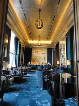 セントレジスホテル20101213