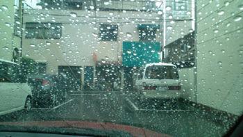 雷雨 20110704