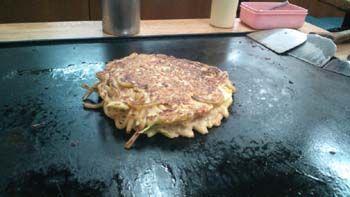 お好み焼き20110125