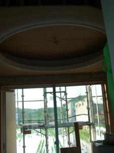倉田玄関天井